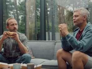 Michał Żebrowski i Borys Szyc w nowej kampanii McDonald's [wideo]