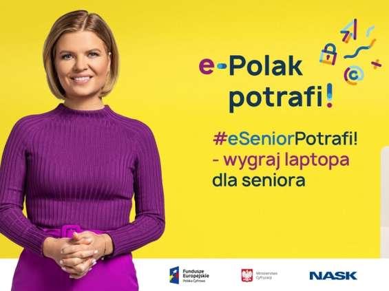 Marta Manowska w kampanii #eseniorpotrafi [wideo]