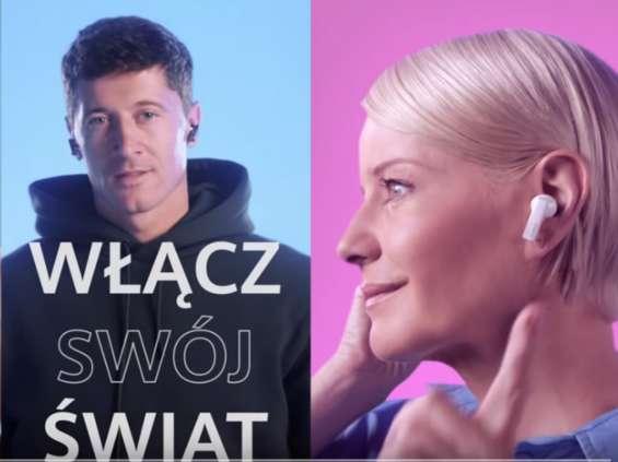 Nie tylko Lewandowski. Huawei zatrudnia do reklam kolejne gwiazdy [wideo]