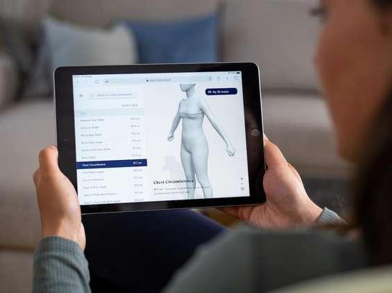 Zalando przejmuje dewelopera aplikacji do skanowania ciała Fision