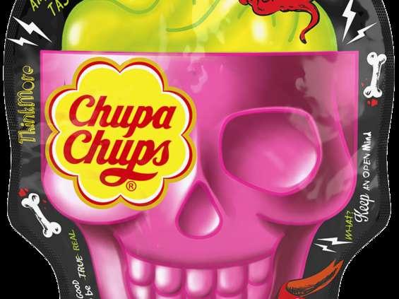 Chupa Chups z kampanią na Halloween