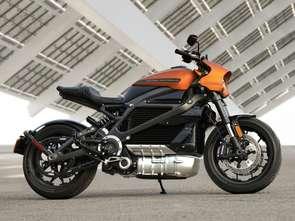 Harley-Davidson promuje swój pierwszy elektryczny motocykl LiveWire [wideo]