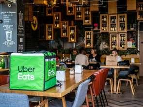 Uber Eats przedłuża do końca roku bezprowizyjny odbiór osobisty