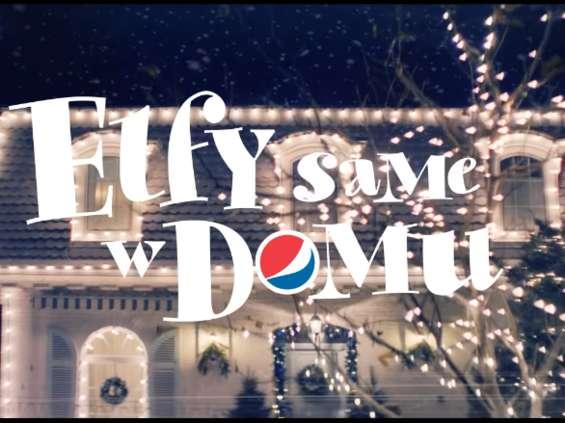 Pepsi startuje z kampanią świąteczną [wideo]
