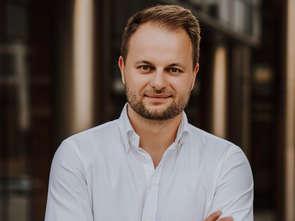 Karol Sadaj będzie kierował polskim oddziałem Aion Banku