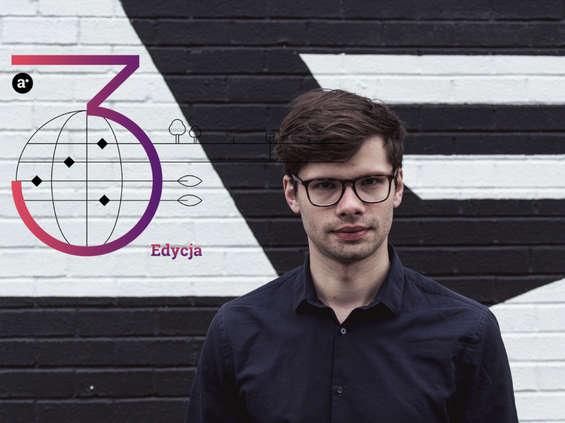 Michał Leonczuk z Grand Prix konkursu Timecode Akcja Animacja 2020 [wideo]