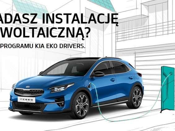 Kia Eko Drivers: program dla posiadaczy instalacji fotowoltaicznych