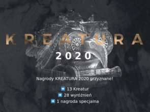 Kreatura 2020: znamy zwycięzców