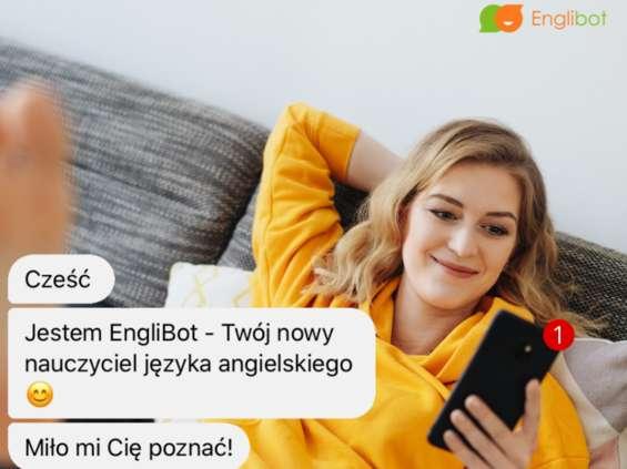Englibot nauczy cię angielskiego na Facebooku [wideo]
