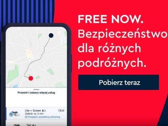 Pierwsza kampania Leo Burnett Warszawa dla Free Now [wideo]