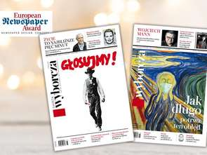 """""""Gazeta Wyborcza"""" z 14 nagrodami European Newspaper Awards"""