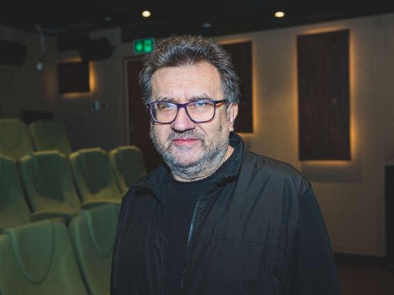 Jerzy Kapuściński: Kino to wspólnota