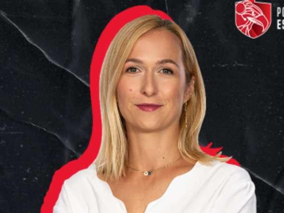 Aleksandra Marciniak dołącza do Polskiej Ligi Esportowej