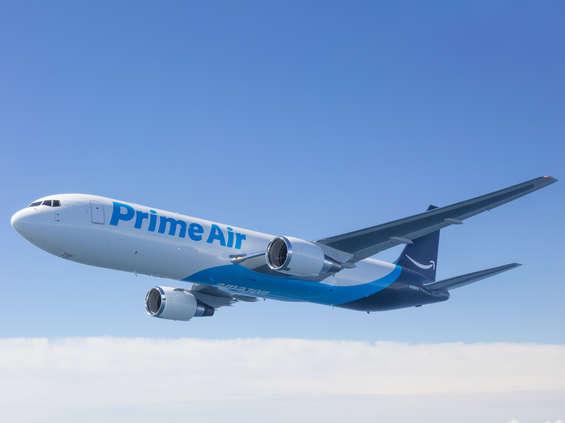 Amazon kupił 11 samolotów