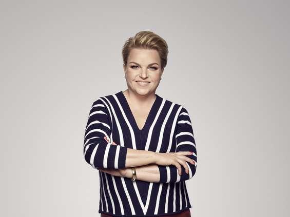 Katarzyna Bosacka: Jestem sobie sterem, żeglarzem i okrętem [wideo]
