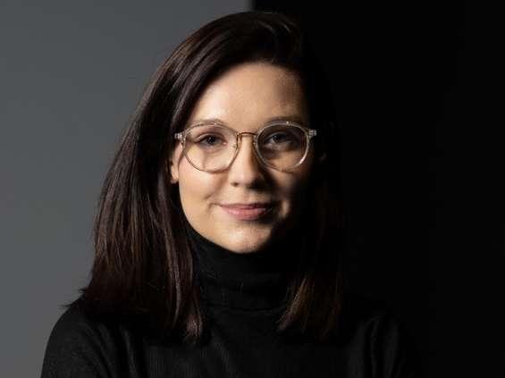 Olga Ładna-Toeplitz w Human Ark