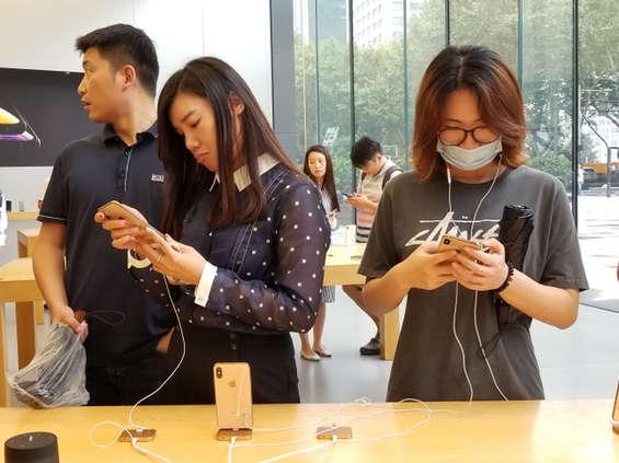 Apple z rekordową sprzedażą w kwartale świątecznym