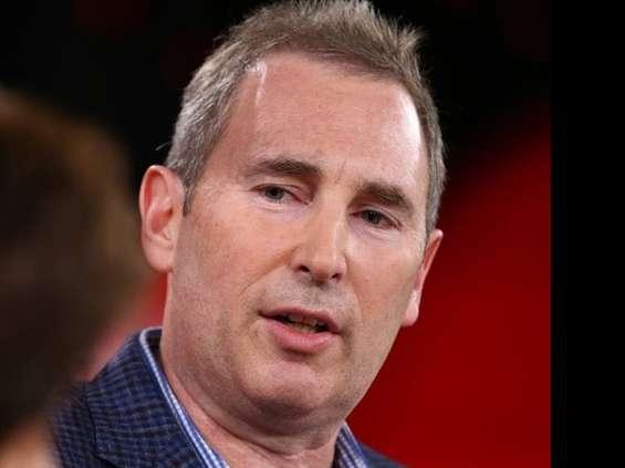 Andy Jassy zastąpi Jeffa Bezosa na stanowisku CEO Amazona
