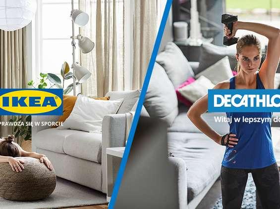 IKEA i Decathlon we wspólnej kampanii od VMLY&R i Przestrzeni