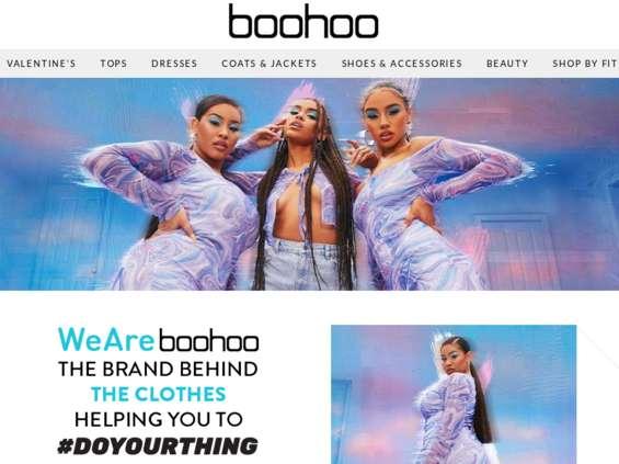 Boohoo kupuje marki Dorothy Perkins, Wallis i Burton za 25 mln funtów
