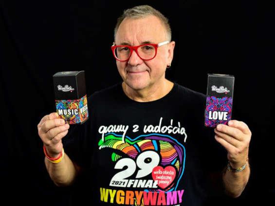 Perfumy Pol'and'Rock Love od WOŚP w perfumerii Sephora.pl