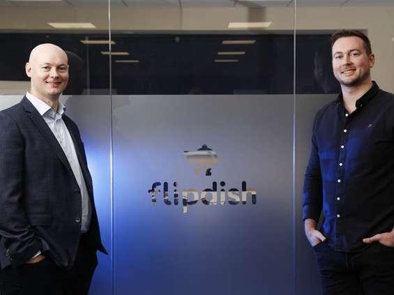 Irlandzka aplikacja do zamawiania jedzenia Flipdish pozyskuje 40 mln euro