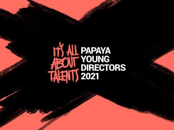Papaya Young Directors 2021 ogłasza partnerów konkursu