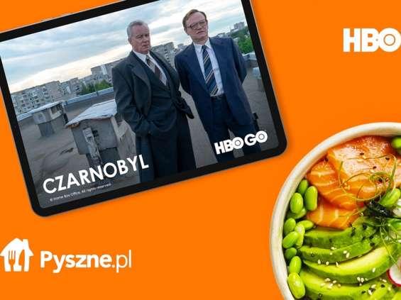 Wspólna kampania Pyszne.pl i HBO GO