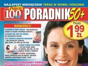 """Relaunch miesięcznika """"Poradnik 50+"""""""