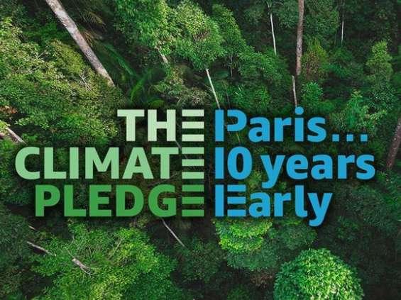 IBM dołącza do Deklaracji Klimatycznej Amazona
