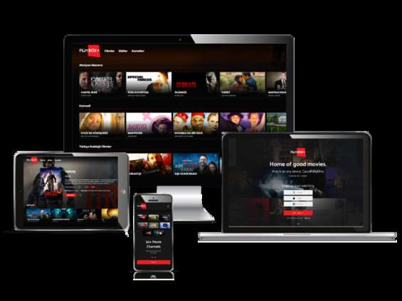 Grupa Kino Polska TV startuje z serwisem FilmBox+
