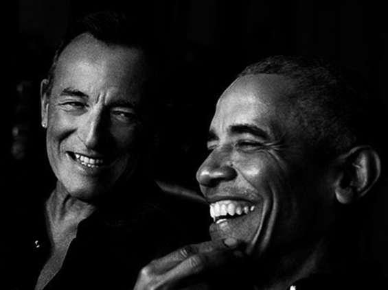 Barack Obama i Bruce Springsteen mają podcast w Spotify [wideo]
