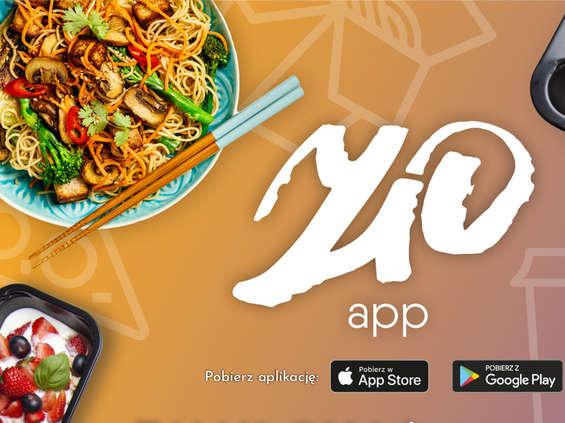 ZiO app - nowa aplikacja do zamawiania jedzenia na wynos