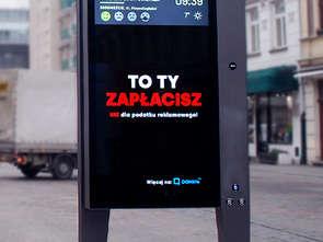 Trwa kampania branży OOH przeciwko podatkowi od reklamy