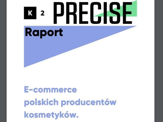 K2 Precise o e-commerce polskich producentów kosmetyków