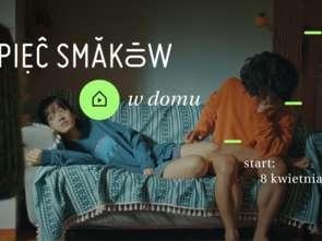 Platforma VOD Pięć Smaków rusza 8 kwietnia