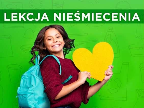 """""""Lekcja nieśmiecenia"""" z Henkel Polska i Fundacją Nasza Ziemia"""