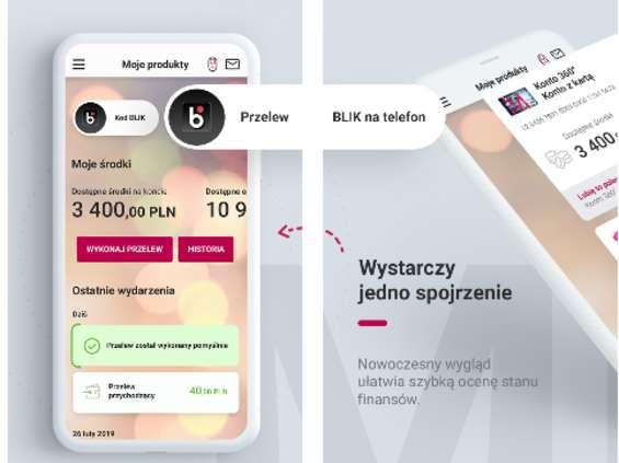Bankowość Millennium na smartfonach Huawei bez Google