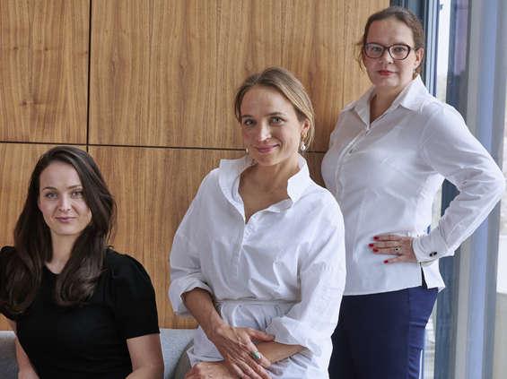 Anna Borowiec-Góra i Kinga Strawińska w zarządzie Walk PR
