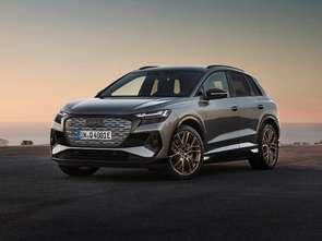 Audi wprowadza elektrycznego SUV-a za 45 tys. dol.