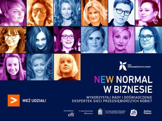 """Konferencja online """"New normal w biznesie"""" 27 kwietnia"""
