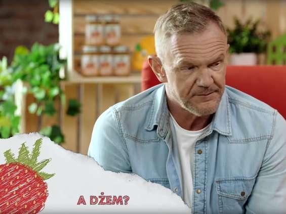 Cezary Pazura w nowej kampanii Łowicza [wideo]