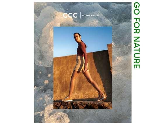 CCC z kampanią Go for Nature