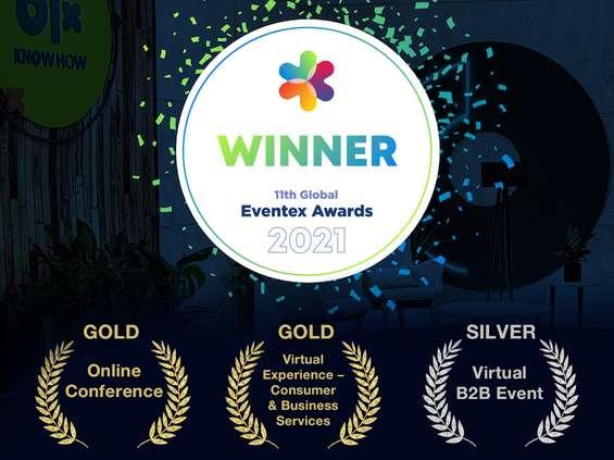 Live Age zwycięzcą w międzynarodowym konkursie Global Eventex Awards