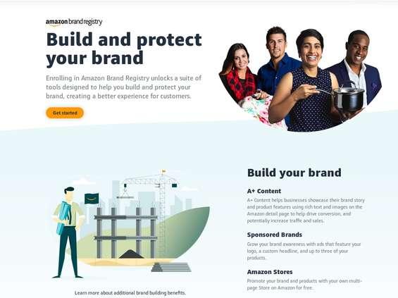 Amazon uruchamia w Polsce programy Brand Registry i Project Zero