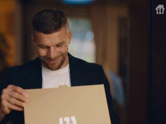 Lukas Podolski w kampanii Pyszne.pl na Euro 2020 [wideo]