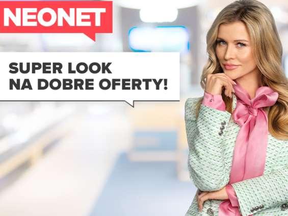 Joanna Krupa reklamuje Neonet [wideo]