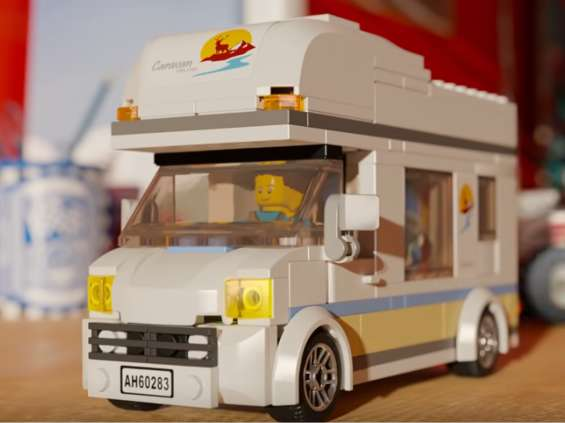 Lego w nowej kampanii uwalnia kreatywność [wideo]