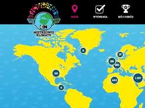 """Cartoon Network z kampanią """"Mistrzowie klimatu"""""""