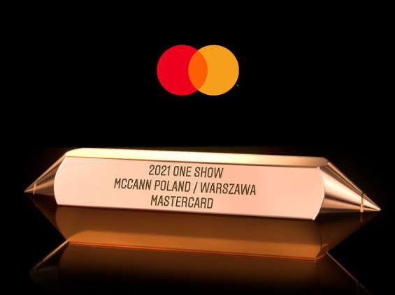 McCann Poland i Mastercard Europe z Brązowym Ołówkiem w konkursie The One Show